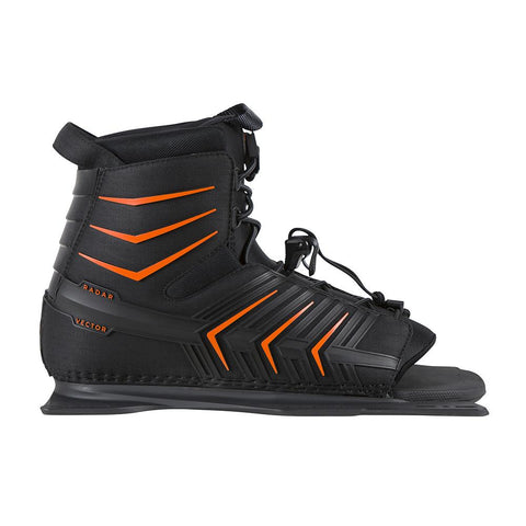 2021 Radar Vector Ski Boot - Black / Orange