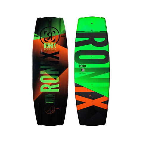 2020 Ronix Vault 128 - Green / Black / Orange