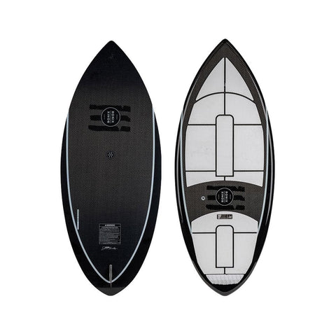 2020 Ronix Carbon Air Core 3 The Skimmer - Black / White