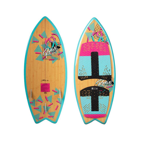 2020 Ronix Women's Koal Fish - Pink / Mint / Black