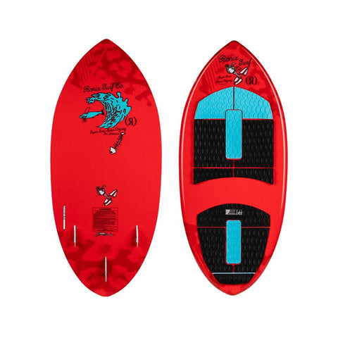 2020 Ronix Super Sonic Space Odyssey - Skimmer - Red / Mint