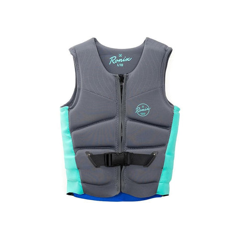 2020 Ronix Supernova L50S Vest - Grey / Mint