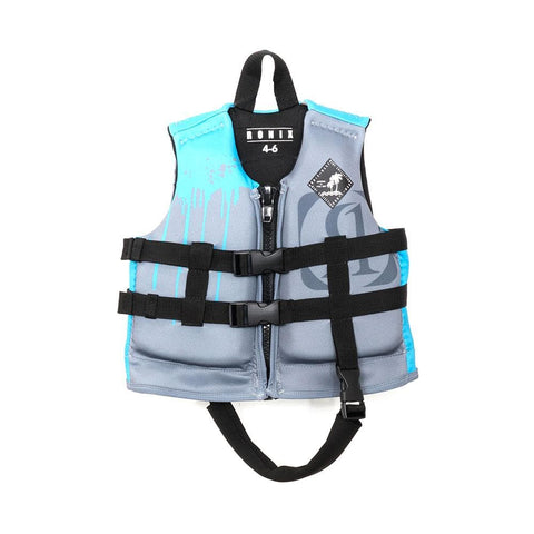 2020 Ronix Vision L50S Vest - Grey / Blue Paint