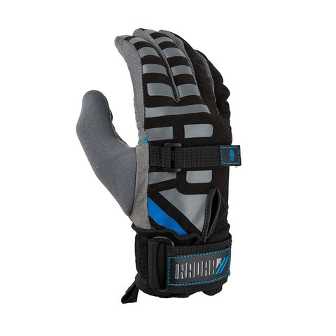 2020 Radar Voyage Glove - Black / Silver / Blue