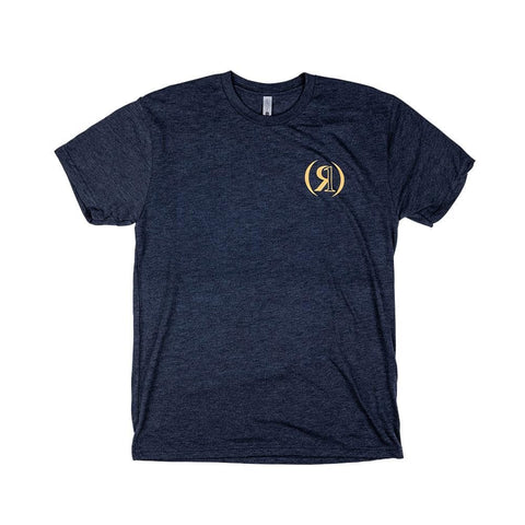 2020 Ronix Surfs Up Tee - Heather Navy