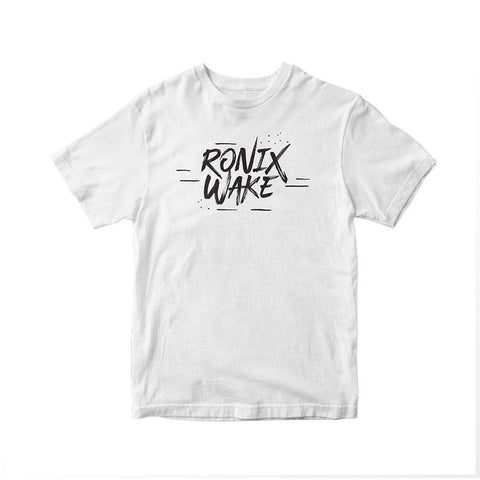 2020 Ronix Supreme Tee - White / Black