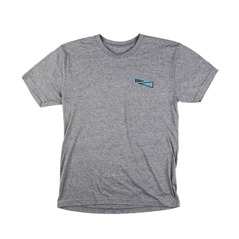 2020 Radar Shacked Tee - Heather Grey