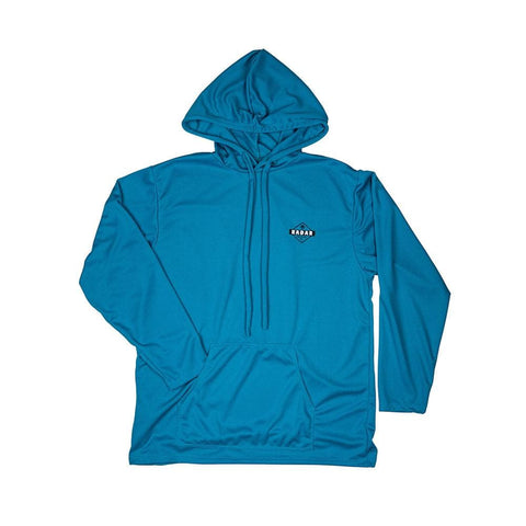 2020 Radar Solar Barrier Hoody - Blue