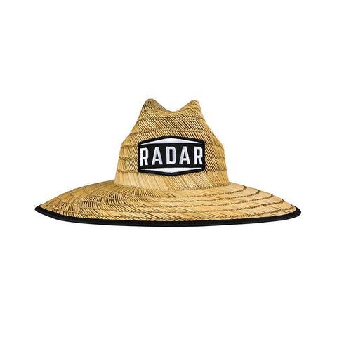 2020 Radar Paddler's Sun Hat - Tan Straw / Wave Nylon