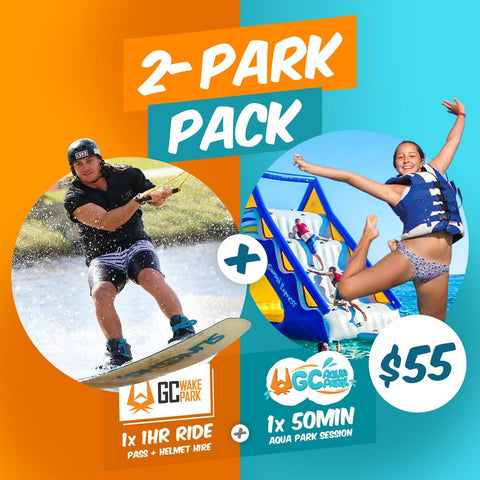 2-Park Pack Gift Card