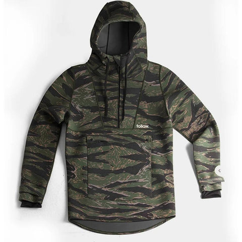 2021 Follow Layer 3.1 2 Neo Anorak - Camo