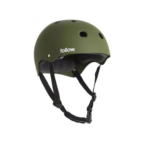 2021 Follow Safety First Helmet - Olive