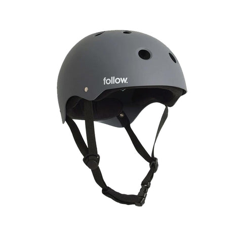 2021 Follow Safety First Helmet - Stone