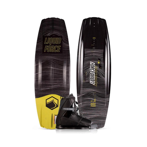 2020 Liquid Force Classic Wakeboard + Transit Boots package