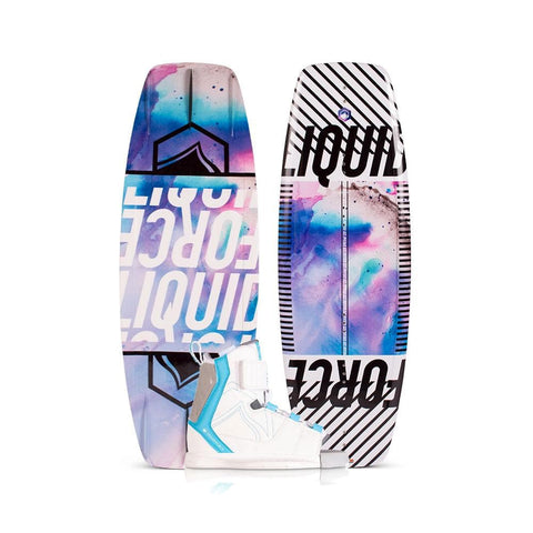 2020 Liquid Force Dream Wakeboard + Dream Boots package