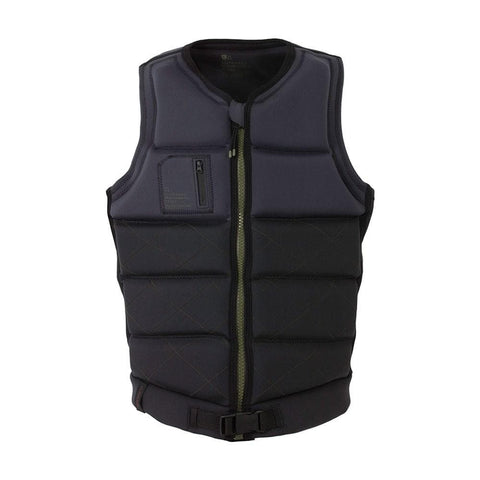 2020 Follow S.P.R Freemont Mens Vest - Black/Charcoal