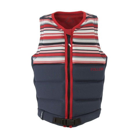 2020 Follow Sam B Ltd Mens Vest - Navy