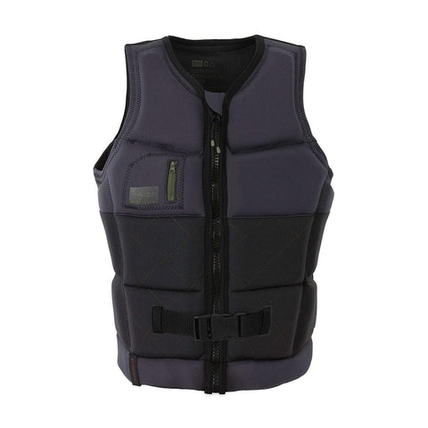 2020 Follow S.P.R Freemont Ladies Vest - Black/Charcoal