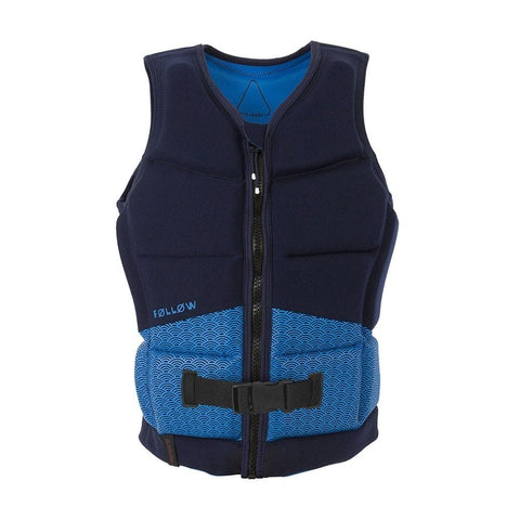 2020 Follow Lace Ladies Vest - Marine