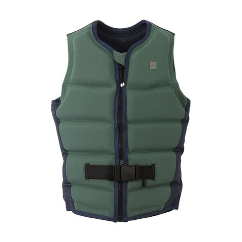 2020 Follow Stow Ladies Vest - Olive