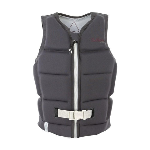 2020 Follow Surf Edition Ladies Vest - Grey/Marle