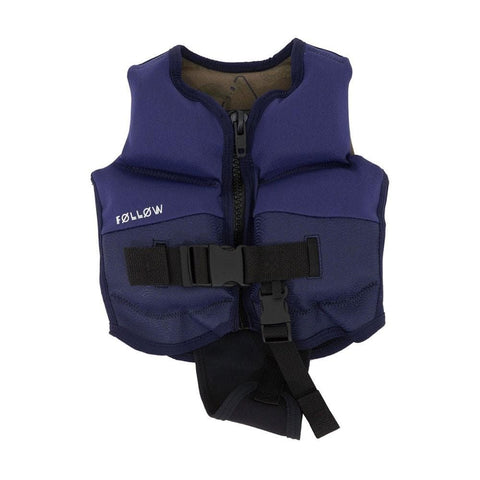 2020 Follow Lace Jr Kids Vest - Grape