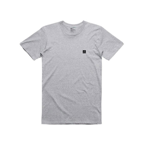2020 Follow Corp Mens Tee - Grey/Marle