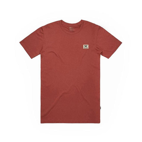 2020 Follow Bat Mens Tee - Dusty Red