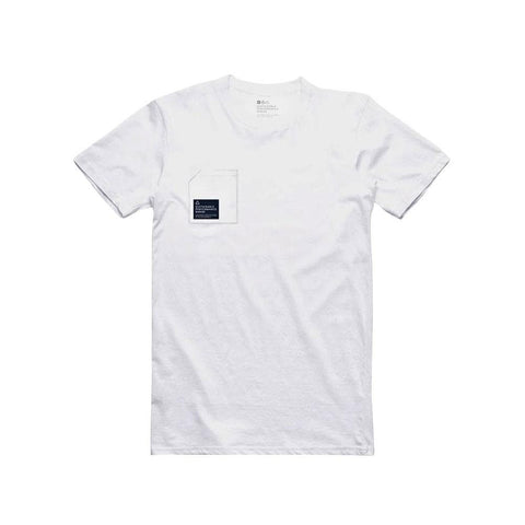 2020 Follow S.P.R Mens Tee - White