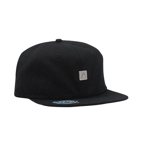2020 Follow Stamped Formless Cap - Black