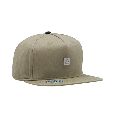 2020 Follow Stamped Formless Cap - Khaki