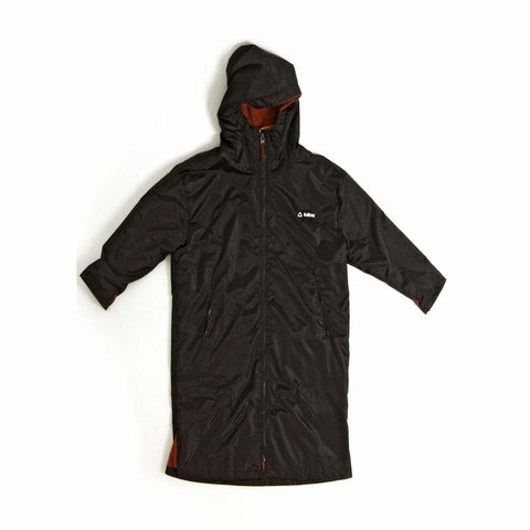 2021 Follow Zip Thru Rain Towelie - Black