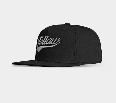 2021 Follow Script Hat - Black