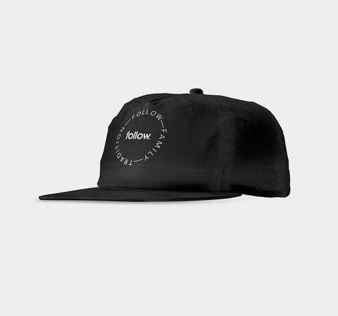 2021 Follow Tradition Formless Cap - Black