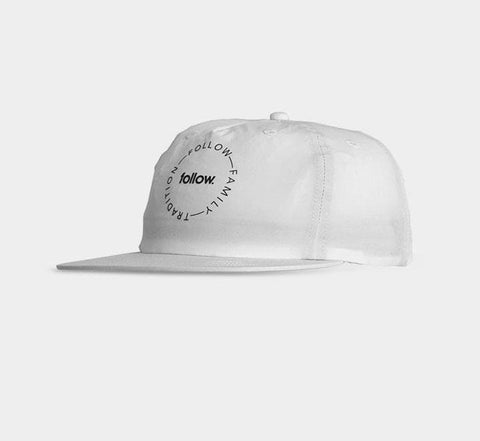 2021 Follow Tradition Formless Cap - White