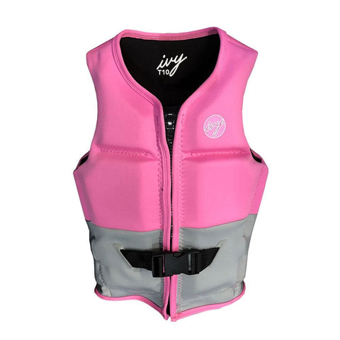 2020 Ivy Junior Lotus Vest - Pink