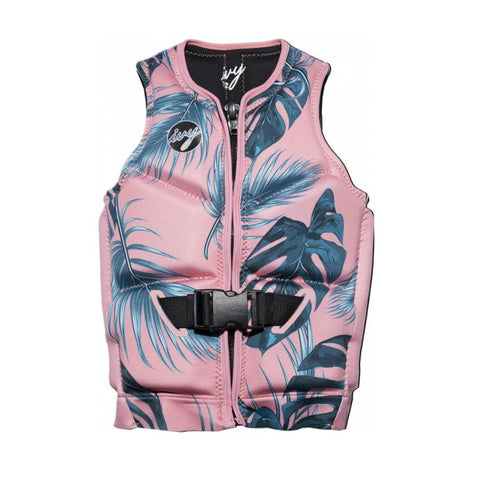 2020 KGB Ivy Junior Palm Vest - Palm Peach