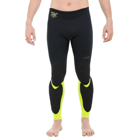 2020 Jetpilot RX Mens Race Neo Pant - Yellow/Black