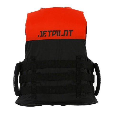 2020 Jetpilot Flight 2X2 BZ SS Springsuit - Red Level 50