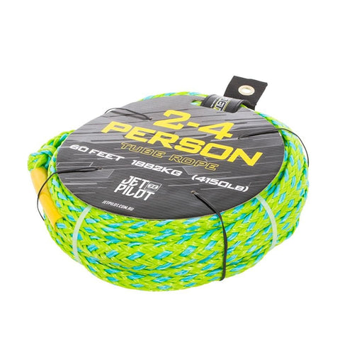 2020 Jetpilot 2-4 Person Tube Rope - Green