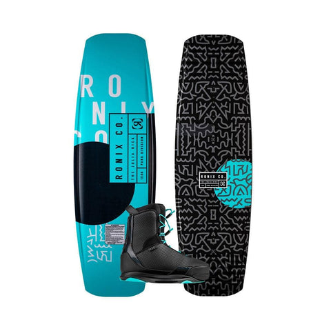 2020 Ronix Julia Rick Spring Box 2 Wakeboard + Signature Boots Package