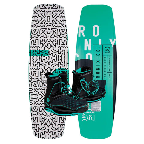 2019 Ronix Julia Rick Wakeboard + Signature Boots Package