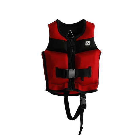 2021 Follow Primary Jr Kids Vest - Red