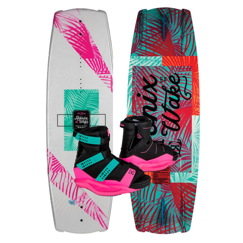 2019 Ronix Krush Wakeboard + Halo Boots Package