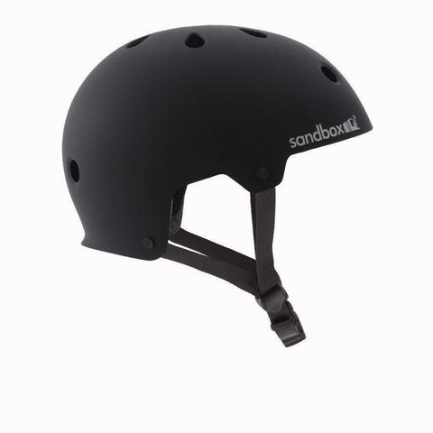 2019 Sandbox Legend Low Rider Helmet Black