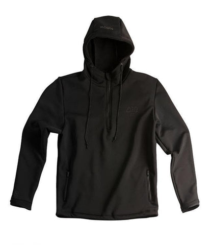 2021 Follow Ltd 3.1 Outer Softshell Spray - Black