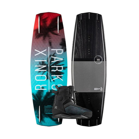 2020 Ronix Parks Wakeboard + Parks Boots Package