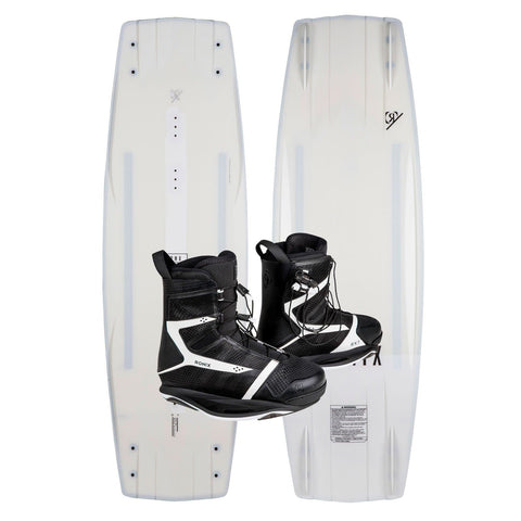 2019 Ronix RXT Wakeboard + RXT Boots Package