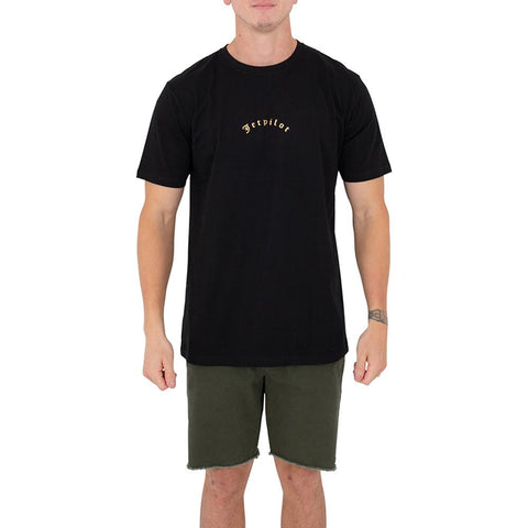 2021 Jetpilot Griffin Mens Tee - Black