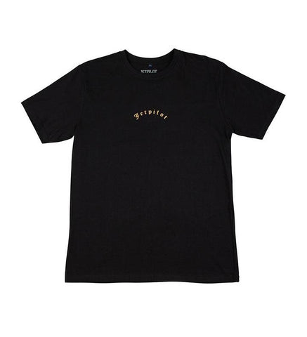 2021 Jetpilot Revolved Mens Tee - Black